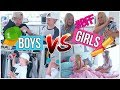 BOYS VS GIRLS BFF MORGENROUTINE SCHULE MaVie Back to school