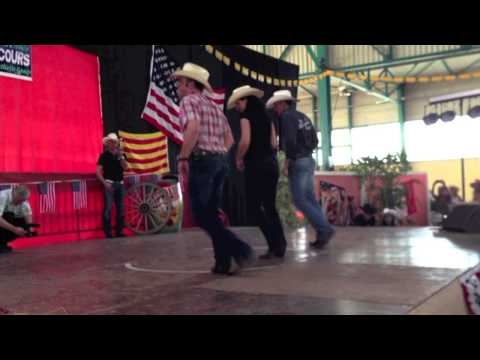 Thanks To You (Esther & Neus) line dance - Cavaillon 2013