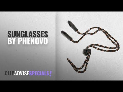 top-10-phenovo-sunglasses-[2018]:-phenovo-sunglasses-eyeglasses-spectacles-sports-neck-strap-cord