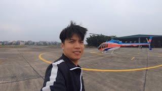 NTN - 4K Thuê Trực Thăng Bay Ngắm Cảnh (Rent a Helicopter For Sight Seeing)