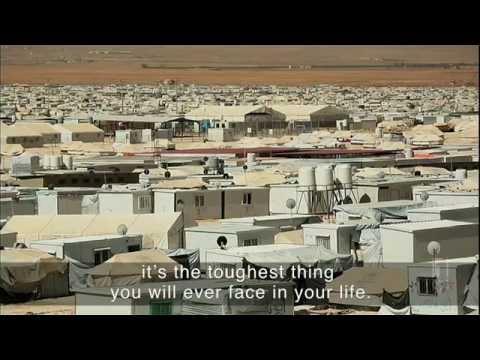 Zaatari, Jordan - Home Away From Home