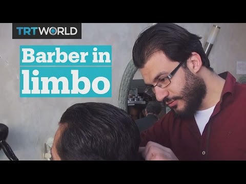 Syrian barber stuck in legal limbo in Tunisia