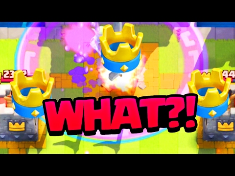 One Simple Trick for 'INSTANT' 3-Crowns in Clash Royale!