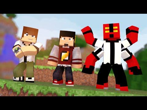 Minecraft Mods: ESCADONA - BEN 10 ‹ AM3NlC ›