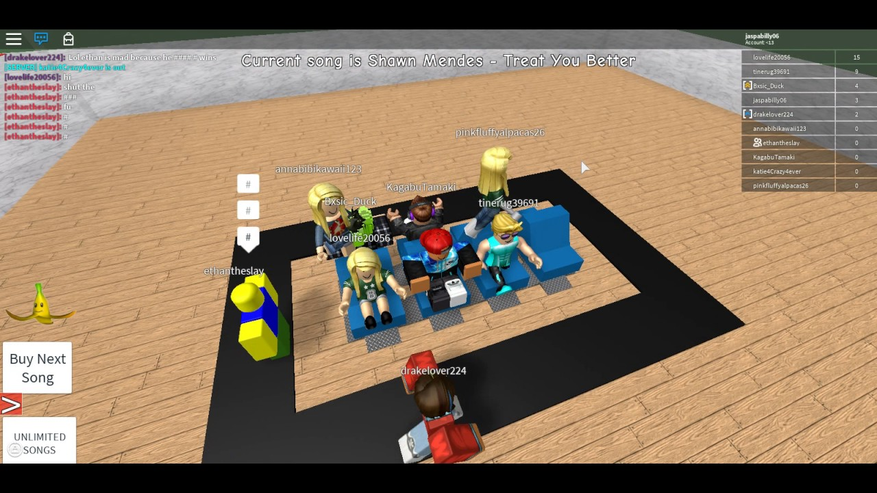 Roblox musical chairs youtube - Roblox Musical Chairs Hacker