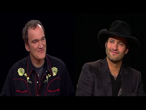 Grindhouse - Interview with Quentin Tarantino & Robert Rodriguez (2007)