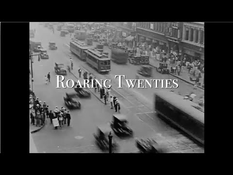 The Roaring 20s Documentary  World History Project