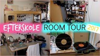 EFTERSKOLE ROOM TOUR 2017
