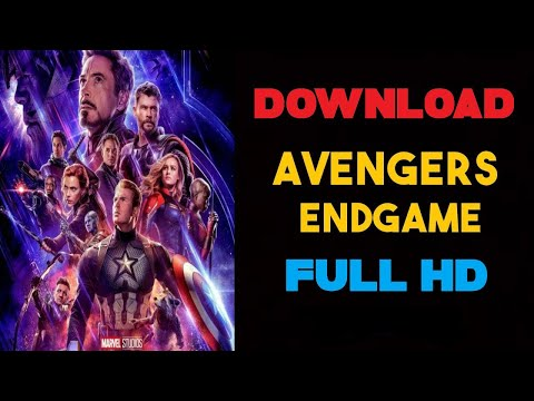 100% Proof  Free Download Avengers Endgame HD [Direct Links]