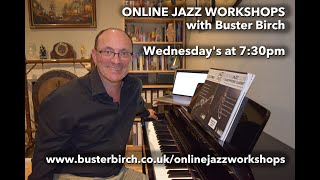 Online Jazz Workshops Trailer