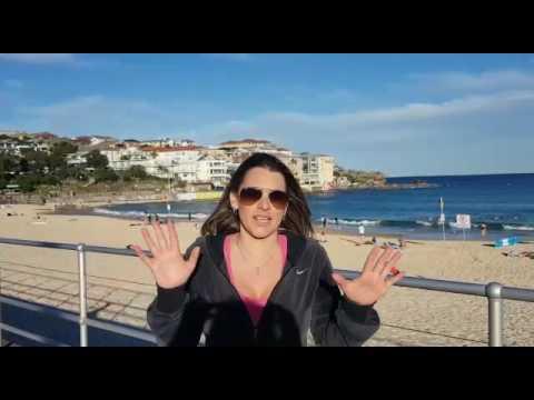 Intercâmbio - Bondi Beach - Austrália