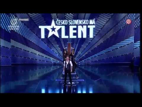 MAGIC ALEX & Česko Slovensko má talent 2013 Audition
