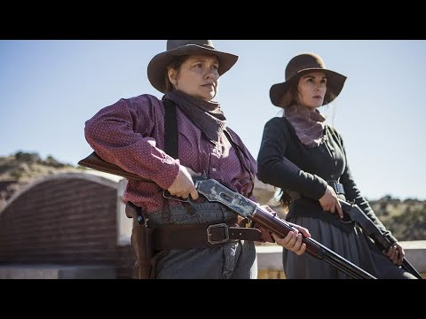 Godless review:  Michelle Dockery Leads Netflix's Female Western 'Godless' With Steely Confidence