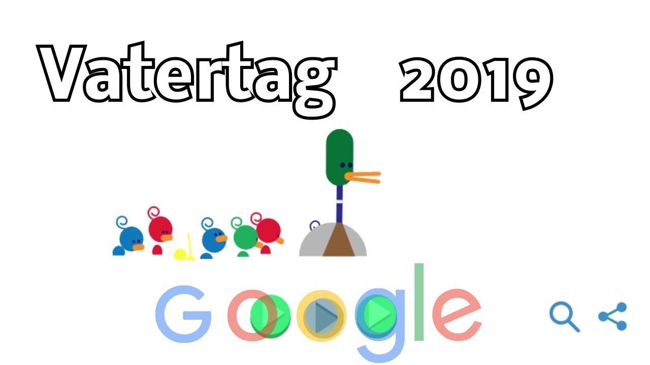 Vatertag 2019 Alles Gute Zum Vatertag Donnerstag 30 Mai 2019 Google Doodle