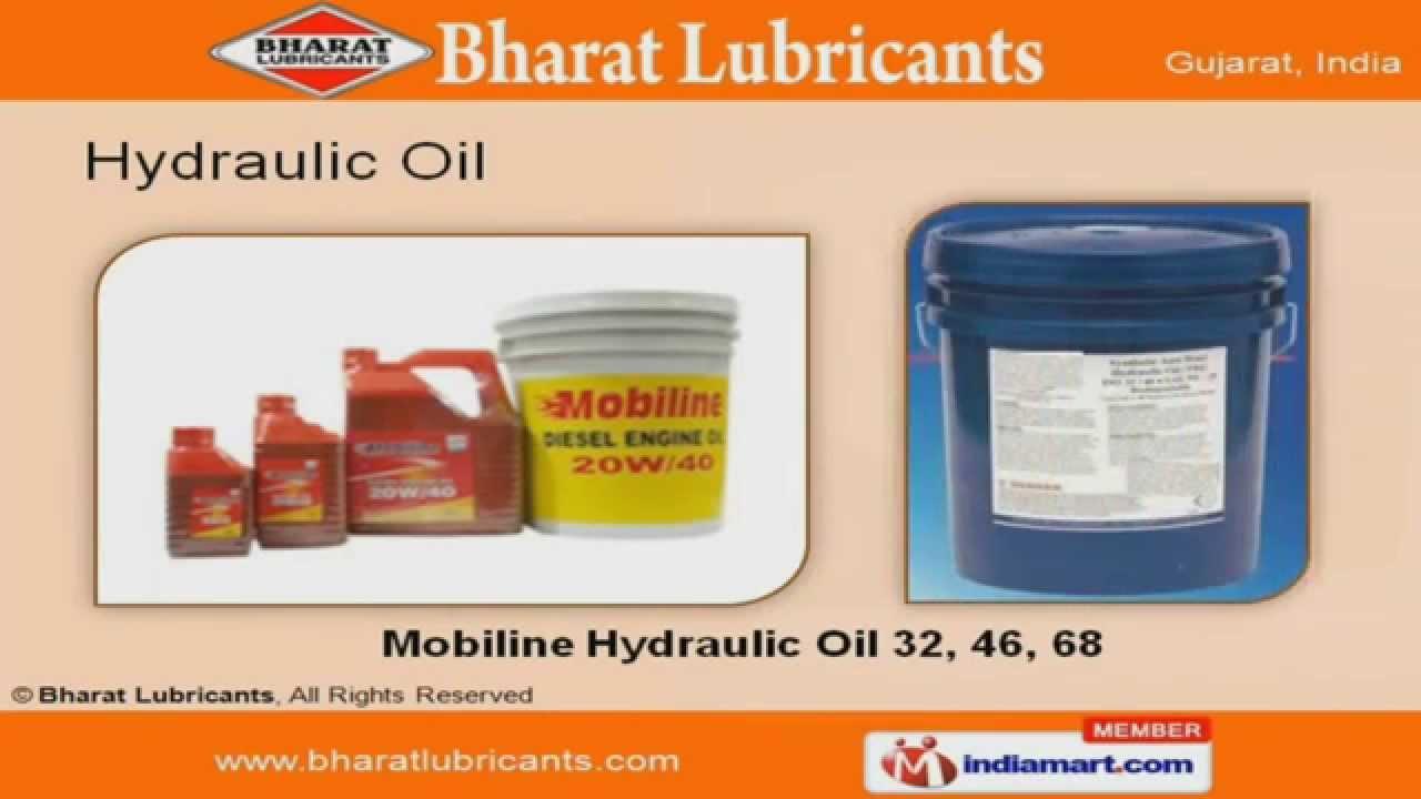 Hydraulic Oil by Bharat Lubricants, Surat