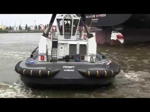 Hafenschlepper Landungsbrücken 2015 Hamburg Glasgow Express Blohm+Voss Dock Elbe 17