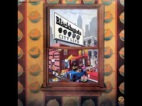 Blackbyrds, The - City Life / Unfinished Business