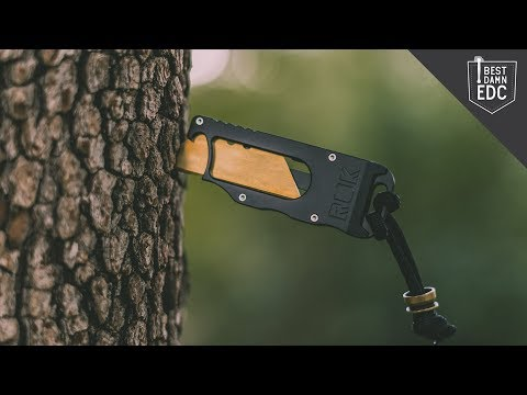 Gil-Tek RUK: Unboxing the EDC Utility Knife You Can Open One-Handed