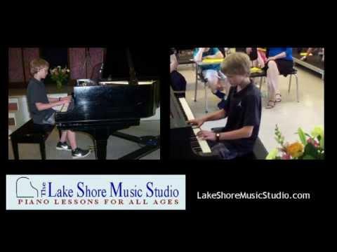 Rockin' New Orleans - The Lake Shore Music Studio - Piano Lessons Chicago