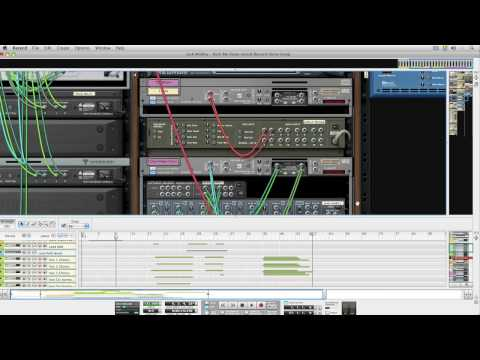 Micro tutorial 15 - Record for Reason owners: better sequencer, better rack, better creative flow