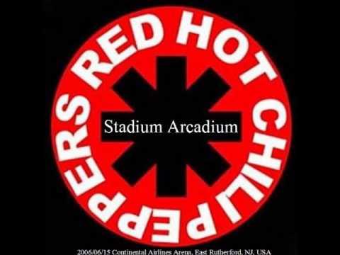 Stadium Arcadium 2006 New Jersey