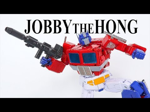Transformers Masterpiece Optimus Prime MP-44 Review