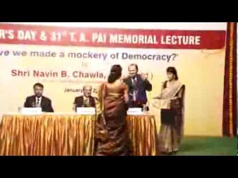 Founder's Day & 31st T. A. Pai Memorial Lecture 2014 Part #1/4