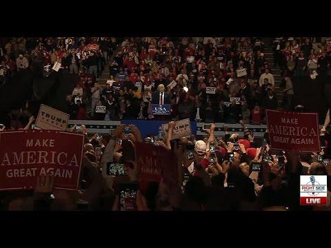 Full Event: President-Elect Donald Trump Rally in Cincinnati, OH 12/1/16