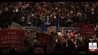 Full Event: President-Elect Donald Trump Rally in Cincinnati, OH 12/1/16