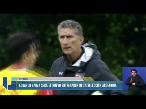 Edgardo Bauza será el nuevo entrenador de la selección Argentina