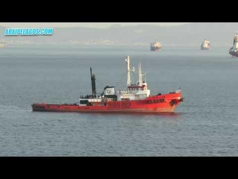 HELLAS - (SALVAGE TUG) IMO 7419690 GIGILINIS SHIPPING GROUP