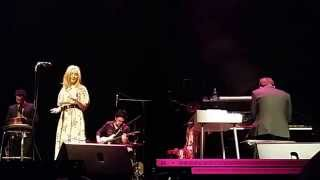 Give Me That Slow Knowing Smile - Lisa Ekdahl live på Lorensbergsteatern 2015