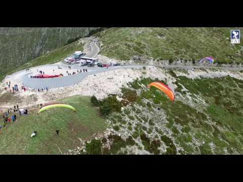 Nice flights on rest day - FAI World Paragliding Accuracy Chps 2017 in Albania