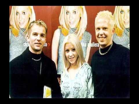 Al Gomes Archive : Christina Aguilera and D.U.I. - 'What A Girl Wants'
