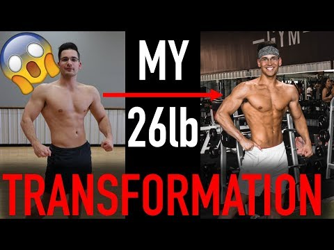 Transformation Albert Aldridge Packs on 52 Pounds