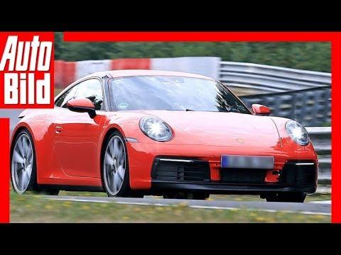 Porsche 911/992 (2019) Erlkönig / Details / Erklärung