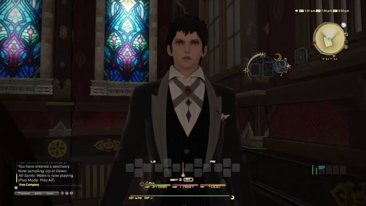 FFXIV: Merry Mog Bed Housing Item by Meoni