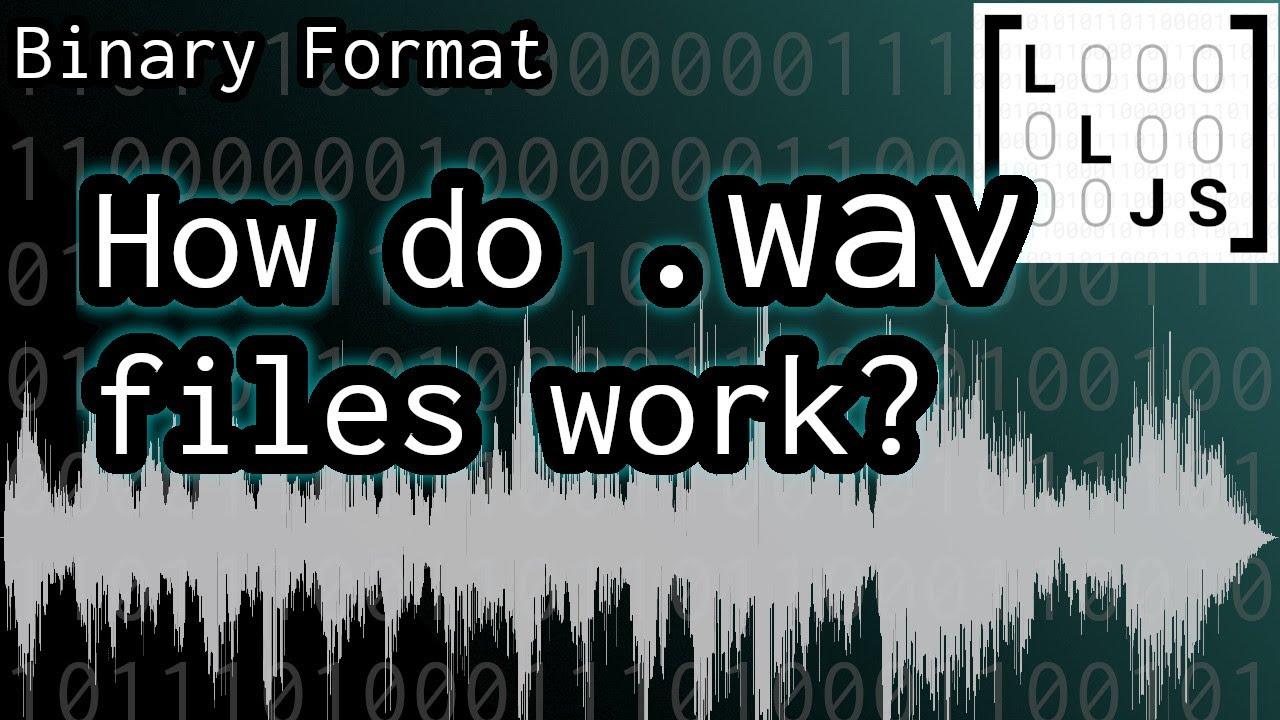Understanding, Parsing, and Creating WAV Files in JavaScript
