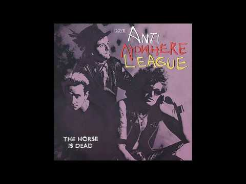 Anti-Nowhere League - Pig iron