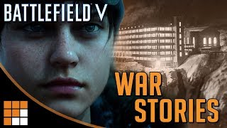 Battlefield 5 War Stories: Trailer Reveals First Nordlys Plot Details