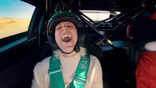 Lexus presents Santa's Hot Lap: Santa Sleighs It