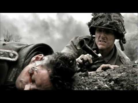 Band of Brothers  So Far Away  HD Music   Staind