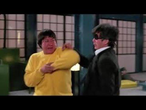 Саммо Хун фильм Мои счастливые звезды(1985 год) бой из фильма