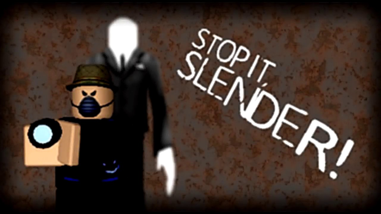 Slender Man 8 Pages Halloween Roblox The 10 Spookiest Games On Roblox You Can Play This Halloween Entertainment Focus