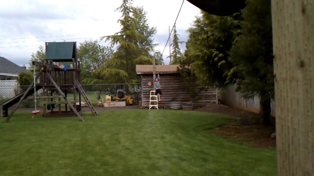 75u0027 Oregon Zipline Tire Stop Testing New Build