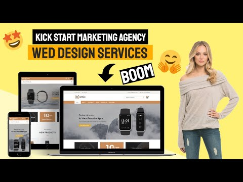 Web Design Services & What To Do To Make A Killer Website