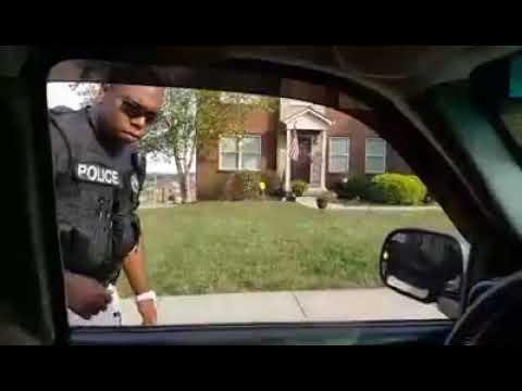 THE WORLD'S DUMBEST CRIMINAL 👮🤦 With Officer Baker