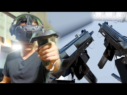VR PVP Gunplay - The Art of Fight