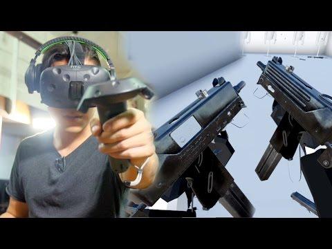 VR PVP Gunplay - The Art of Fight