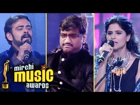 Marathi Actors Turn Singers For Mirchi Music Awards 2017 | Ajay Atul, Sai Tamhankar, Astaad Kale